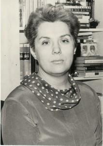 Prodekan dr.  Iren Gabrić Molnar, Ekonomski fakultet Subotica, 1989