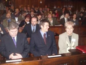 MNT tanácskozáson Szabadka 2003