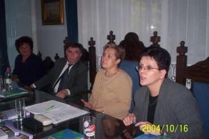 Nyelvi MTT konferencia Szabadka, 2004