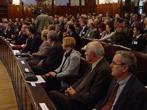 Szabadkai Egyetemalapítási MNT konferencia 2003. nov. 21.