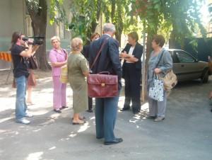Magyar Tannyelvű Tanítóképző Kar Alapító Bizottsága 2006