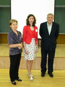 Diplomázás a Közgazdaságin 2012