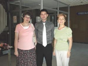 Diplomavédés a Közgazdaságin 2011