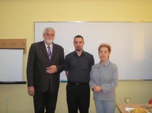 Diplomavédés a Tanítóképzőn 2011