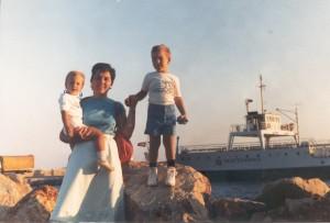 Az Adrián, 1987