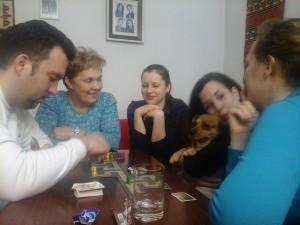 Családi társasjáték Karácsonykor, 2014
