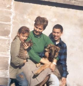 Otthon az állatainkkal, 1996