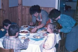 Otthoni etetés, 1988