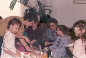 Születésnapi buli, 1991