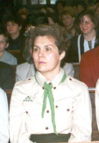 Cserkész lettem, 1995