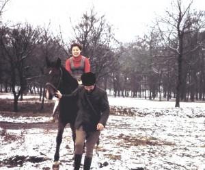 Lovaglás Hortobágy, 1978