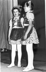 Muzslán a Petőfi kör színpadán 1968