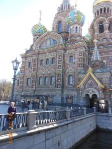 Szentpétervári templom