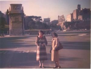 Roma, 1977 szilvesztere