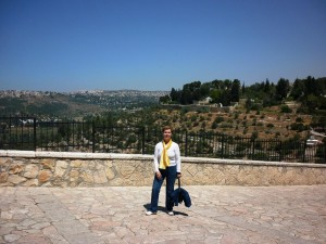 Izrael Ain Karim 2013