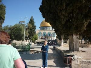 Izrael Jerusalim mecset 2013