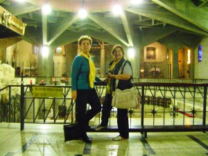 Izrael Nazareth templomban 2013